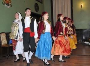 Гръцките дружества от областта отбелязаха тройния празник 5