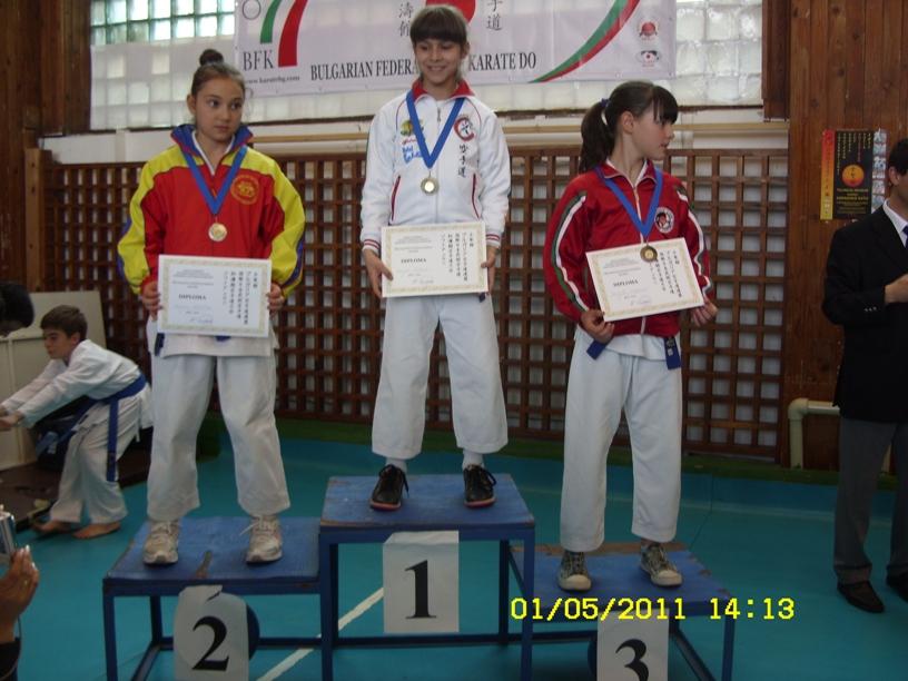 "Бойците на карате клуб ""Шогун"" Созопол спечелиха 24 медала 1"