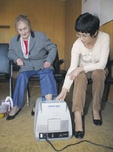 Кампания за определяне на личния риск от остеопороза в Созопол 2