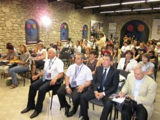 """Кметовете на Созопол, Несебър и Поморие присъстват на 9-ия Международен фестивал за късометражни филми """"В Двореца"""" – Балчик"""