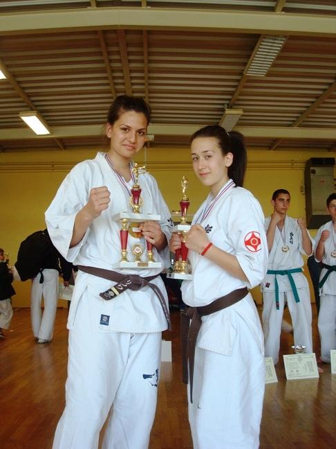 Александра Маринова завоюва златото на Франция 1