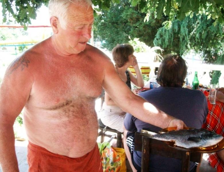 Край Созопол се появи цял пасаж дива черноморска ципура