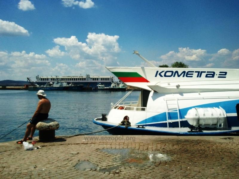 Кометите между Созопол, Бургас и Несебър ще тръгнат още тази пролет