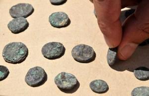Уникална монетна находка откриха археолози край Созопол 2