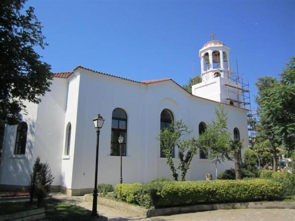 Открити документи датират построяването на храм Св.св Кирил и Методий в Созопол