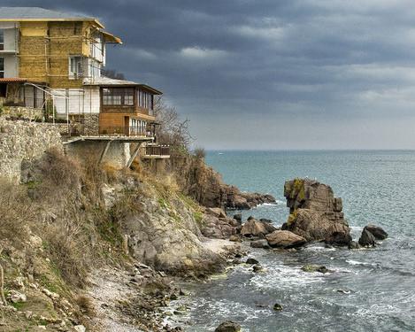 Изглед към Созополския залив