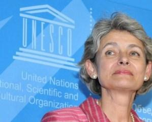 Българския директор на UNESCO – Ирина Бокова