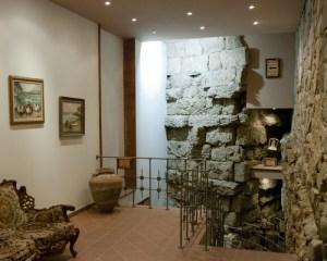 Коридор в музея