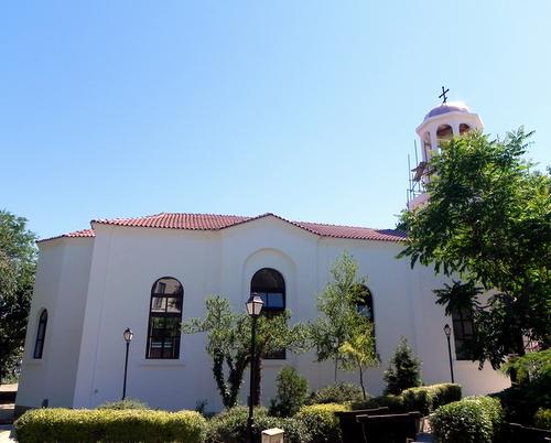 Реставрираната и ремонтирана катедрала Свети Свети Кирил и Методий