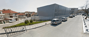 Закрит Плувен Басейн гр.Созопол - Google Street View