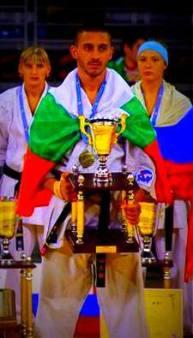 Деян Братков спечели бронзов медал на Световното първенство
