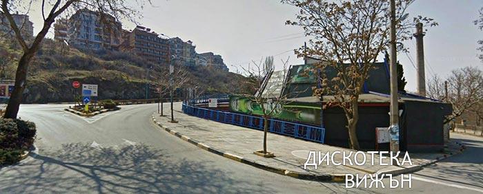 Автогарата в Созопол е преместена до дискотека Вижън - срещу сградата на община Созопол