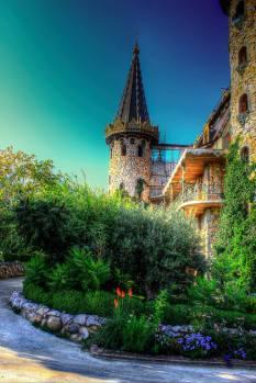 Замъка в село Равадиново