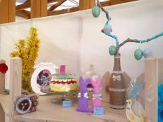 Част от красотите на благотворителния базар в Созопол