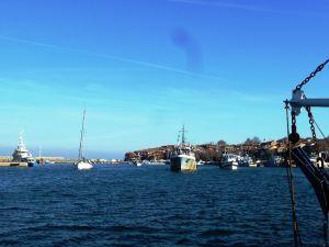 Гости и граждани на Созопол отплават към откритото море