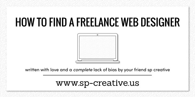 How to find a freelance web designer