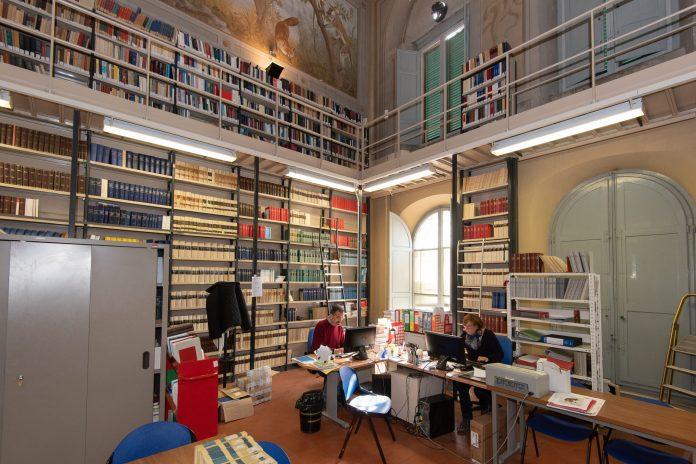 Biblioteca Scienze politiche
