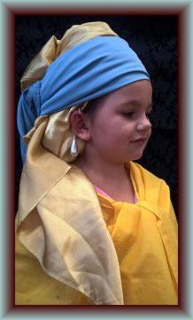 """Jan Vermeer """"Dziewczyna z perłą"""""""