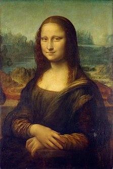 Mona Lisa oryg.
