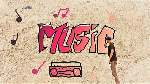 muzyka z graffiti