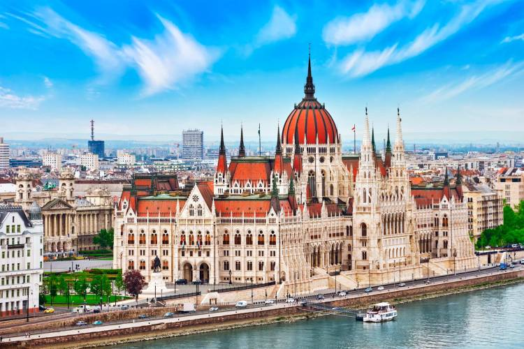 Budapest, au pays du sourire
