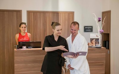 La formation Spa Manager