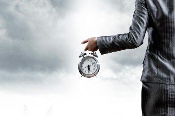 La gestion du temps en spa