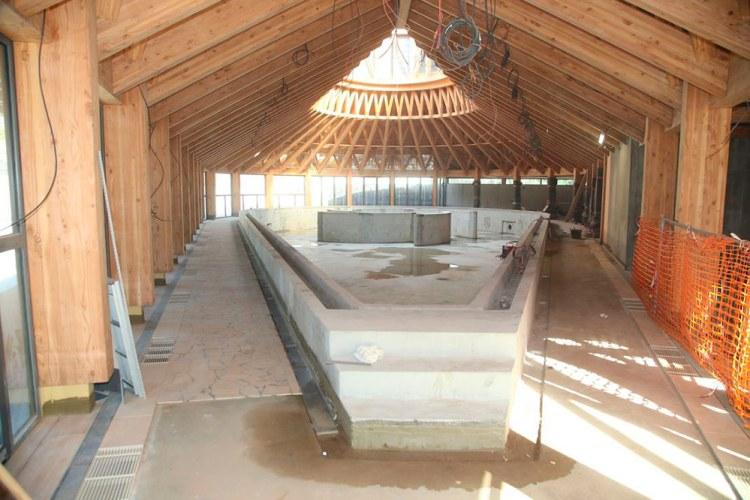 La réhabilitation des Thermes de-Vals-les-Bains