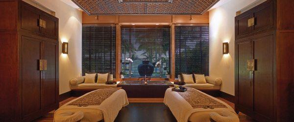 Spa asiatique à l'Hôtel The Setai de Miami