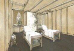 Un nouveau spa à Courchevel