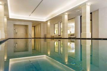 Un spa en totale adéquation avec le Luberon
