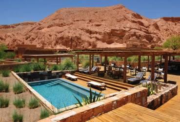 Les nouveaux soins dans le désert d'Atacama (Chili)