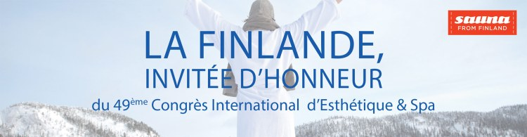 La Finlande, pays invité d'honneur du Congrès 2019