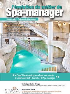 L'évolution du métier de spa manager