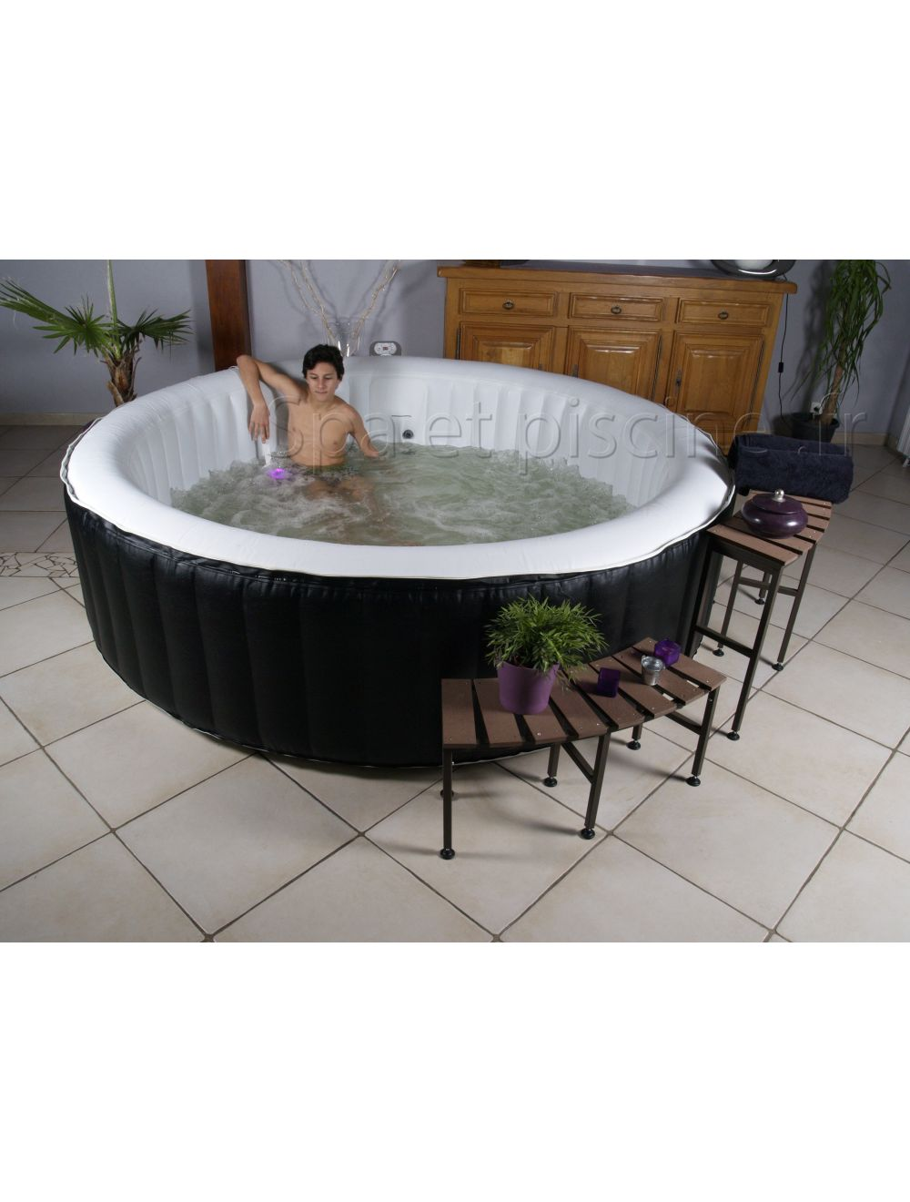 spa gonflable water health odissea 10 places