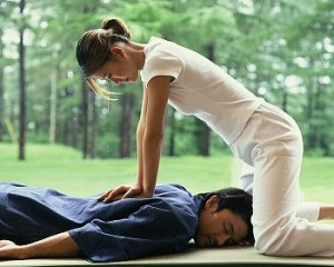 shiatsu massage meridian therapies