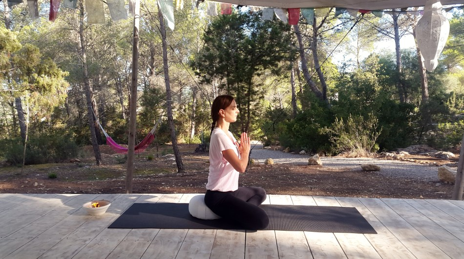 Yoga holiday at Ibiza Healing Yoga Retreat