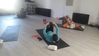 Longevity Cegonha Country Club Wellness Hotel, Stretching class