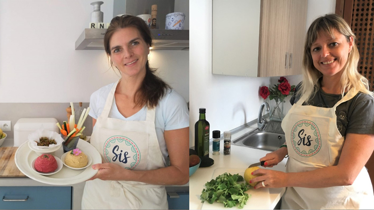 Your SISters in Wellness favourite healthy recipes by SIS Spa in Spain
