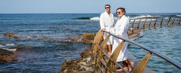 Favourite detox destination Océano Hotel Health Spa