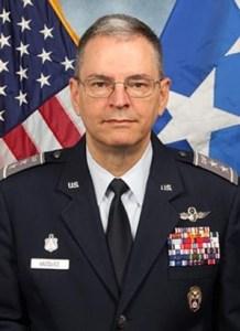 Maj Gen Joseph R. Vazquez, CAP National Commander