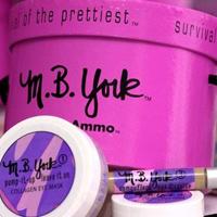 Eye Love: M.B. York Beauty Ammo Kit