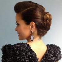 Hair How-to: Brooke Burke Charvet's Pompadour Faux Hawk