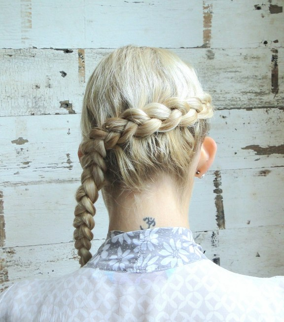 Primrose Wrap Braid