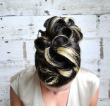 Johanna Capitol Curl Up-Do