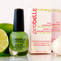 Ragged Nail Rx: Probelle Touch N Grow Nail Hardener