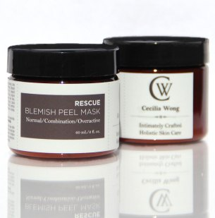 Cecilia Wong Skincare Rescue Blemish Peel Mask