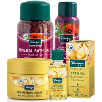 4 Bathtime Necessities from Kneipp