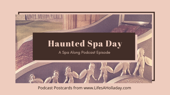 Haunted Spa Day: Massaged by a Ghost in California