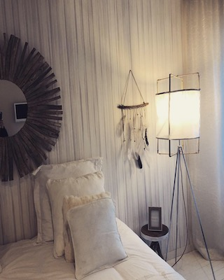 Chambre Campagne White